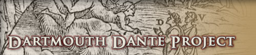 Dartmouth Dante Project